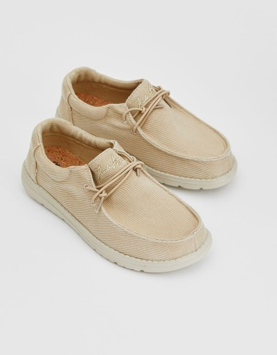 Zapato Wallabee Frida Arena