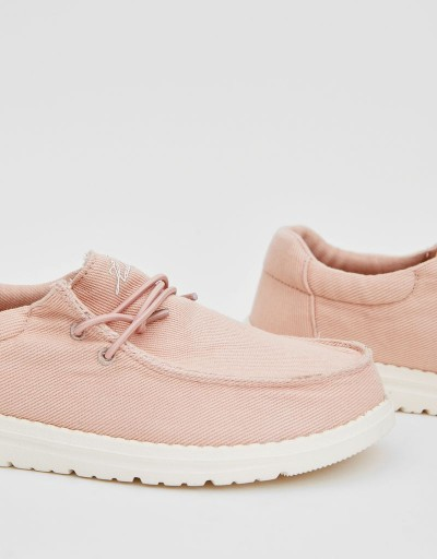 Zapato Wallabee Frida Nude