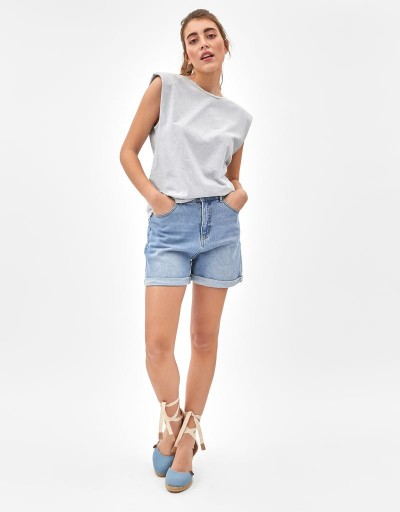 Short Florence S Denim