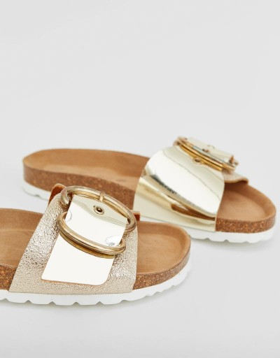 Brown Ariel Bio Sandal