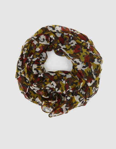Willy Scarf Green