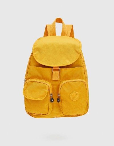 West Coast Backpack Mustard