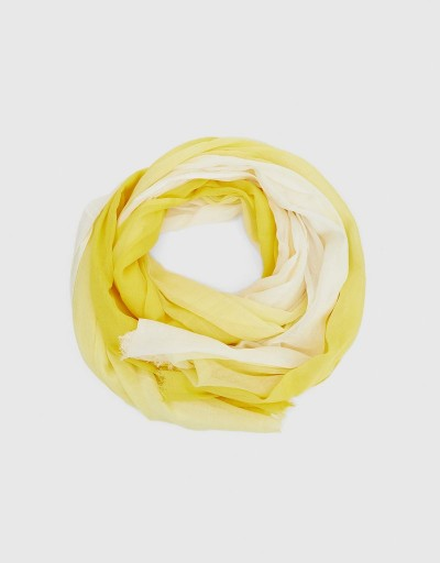 Becky Scarf Yellow