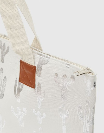Yanay Beach Bag White