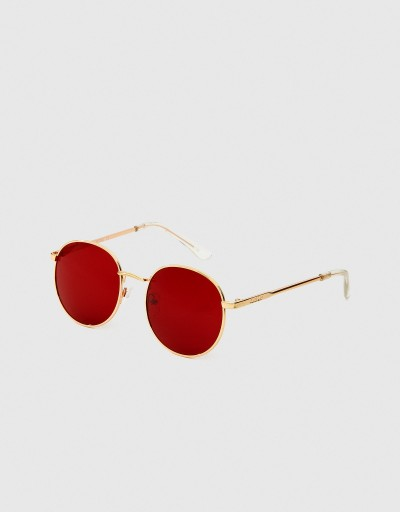 Red Polarized Round Palaui...