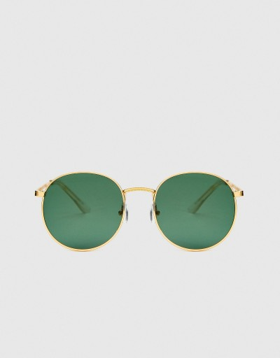 Green Polarized Round...