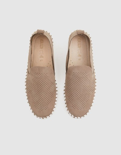 Sneaker Indiana Taupe