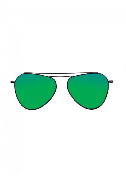 Matte Black Hanalei Sunglasses