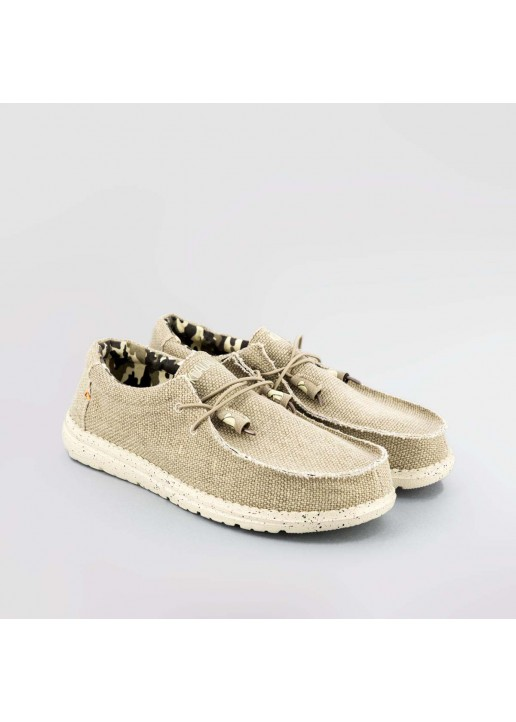 Sand Wallaby Wallabees Shoes