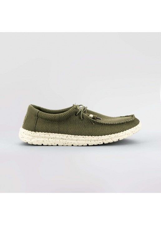 Kaki Wallaby Wallabees Shoes