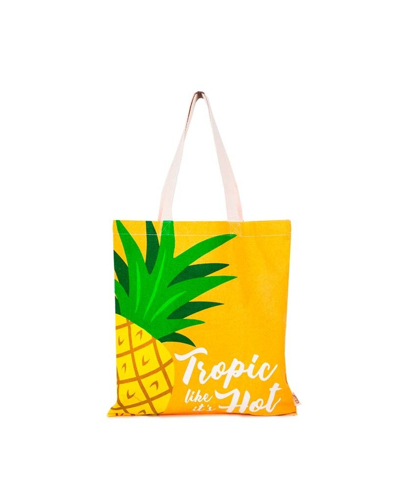 Bolsa Shopper Pineapple Naranja