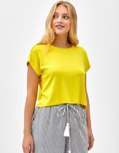 Top Colette Amarillo
