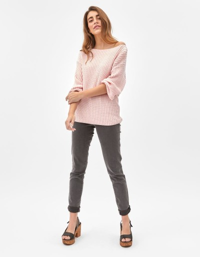Chanet Sweater Rosa
