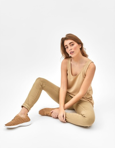 Lola Gm Long Trousers Khaki