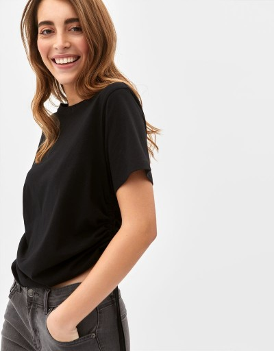 Delfina T-shirt Black