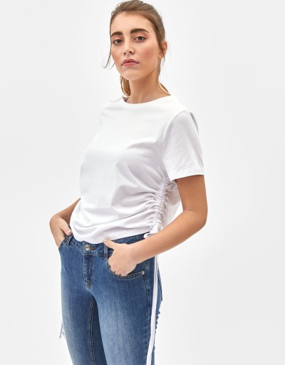 Delfina T-shirt White