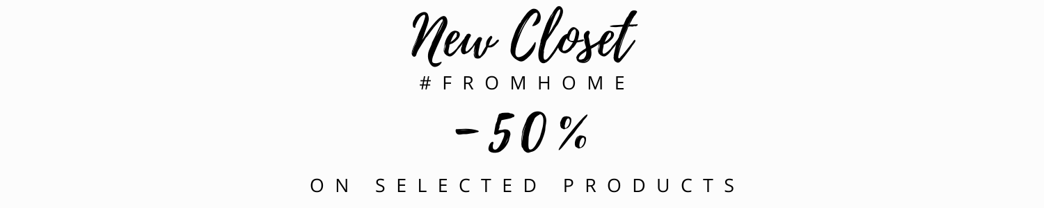 Renew your closet